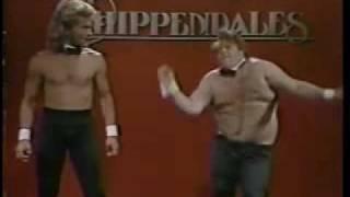 Chris Farley Chippendale Dance Remix