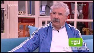 Entertv: Πέτρος Φιλιππίδης για Ρουβά: «Καλά έκανε και αντέδρασε η Χρυσούλα Διαβάτη»