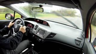 2012 Honda Civic Si Review - WINDING ROAD Magazine