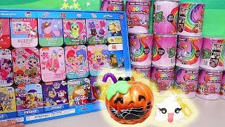 Super Ultra Rare Found ! Puzzles and Poopsies | Toys and Dolls Fun for Kids | SWTAD