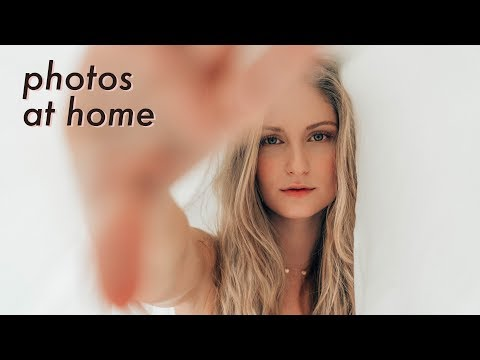 3 Tips for Portrait Photography at Home