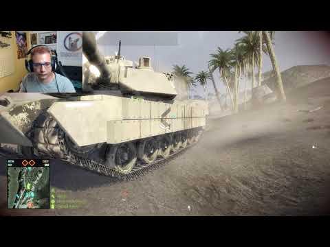 Battlefield Bad Company 2 Ataque fallido en el desierto