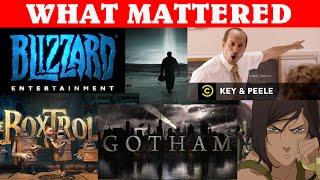 Key & Peele Movie, Boxtrolls & Gotham Reviews, Titan Cancelled