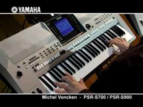 Michel voncken and the yamaha psr s700 psr s900 youtube for Yamaha credit application