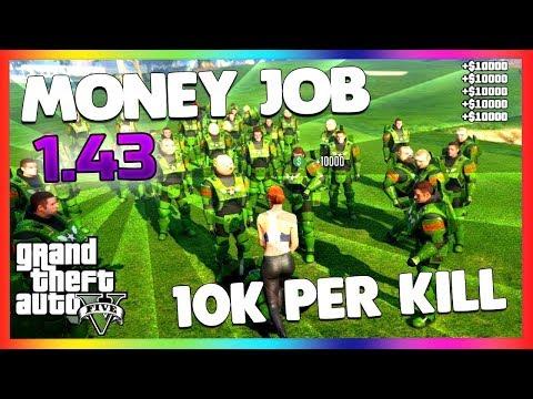 💰 *NEW* 10K PRO KILL JOB 1.43(PS4,XBOX,PC)| MONEYJOB INFORMATIONEN DEUTSCH💰
