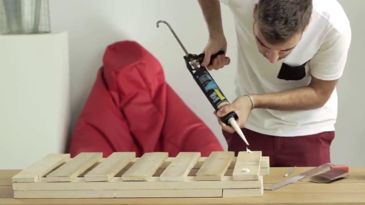 Video Tutorial 1  Come fare una scarpiera con i pallet