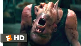 Overlord (2018) - Zombie Transformation Scene (5/10) | Movieclips