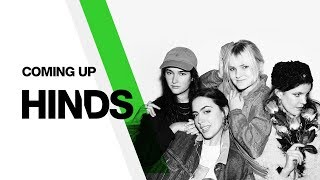 Hinds Livestream | Now Feel This – Skullcandy