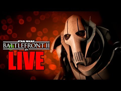 SUNDAY STREAM! | STAR WARS BATTLEFRONT 2 LIVE STREAM | #114 thumbnail