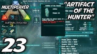 ARK Survival Evolved Multiplayer Gameplay / Let