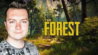 THE FOREST MP #02 - Kończymy domki! | Vertez, DonDrake, Swiatek, Ulaśka