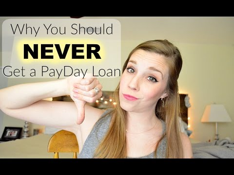 Why You Should NEVER Get a Payday Loan || Life With Sarah