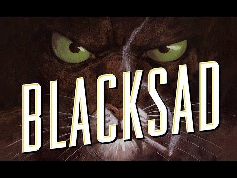Blacksad - A Modern Noir Masterpiece