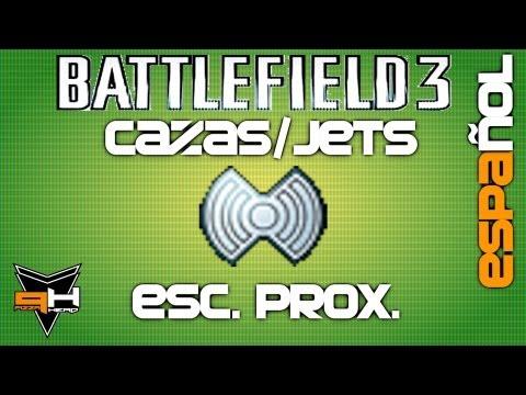 Guía BF3: Jets #5: Escaner Prox. [ Tutorial ] [ PizzaHead ] Cazas a Reacción
