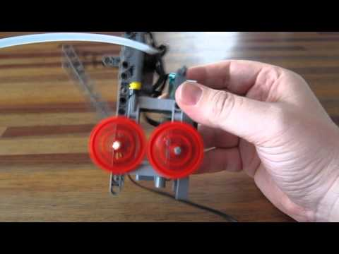 lego air compressor instructions
