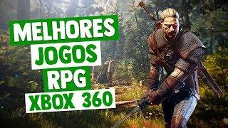 Melhores Jogos de RPG do XBOX 360