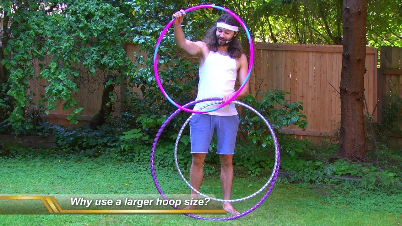 how to add weight to a hula hoop
