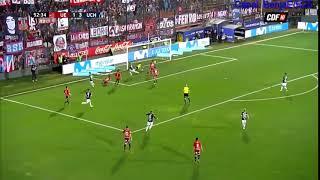 GOL Francisco Arancibia / Universidad De Chile 4 Vs 1 Union Española - Campeonato Scotiabank 2018
