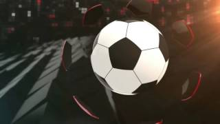 Video 3D Soccer Intro | After Effects Template download MP3, 3GP, MP4, WEBM, AVI, FLV Desember 2017