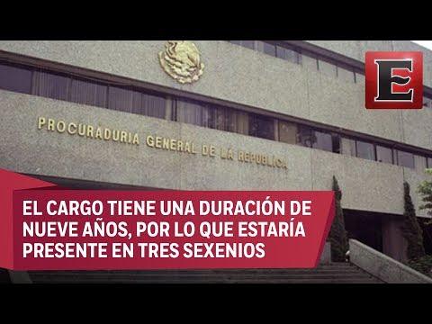 ¿Quién debe ser nombrado Fiscal General de la República Mexicana?