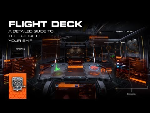 FLIGHT DECK - A Detailed Guide To The Bridge Of Your Ship