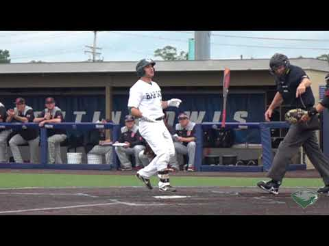 Babson Baseball NCAA Tournament vs Catholic (5/17/18)