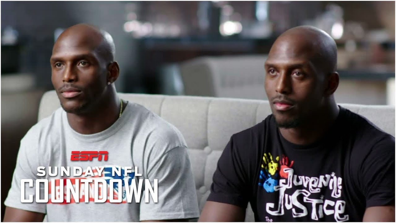 Devin and Jason McCourty reunited in Foxboro | NFL Countdown
