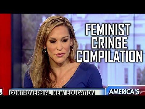 FEMINIST CRINGE COMPILATION 2016