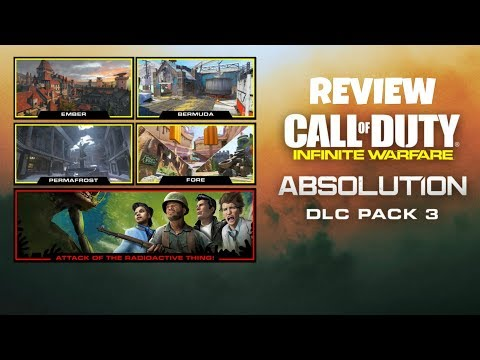 Infinite Warfare DLC 3: ABSOLUTION Map Pack Review (CoD:IW)