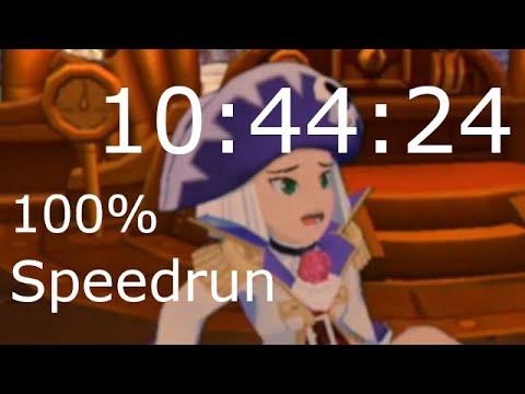 Zack & Wiki 100% Speedrun 10:44:24 (WR)