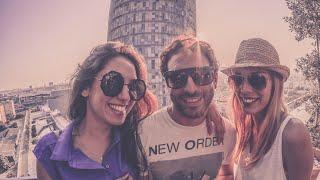 Mobilee rooftop SONAR Barcelona 2015 timelapse