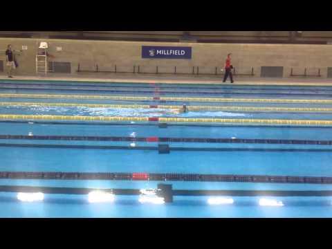 Cords & Cups - Harry Chesterman Backstroke