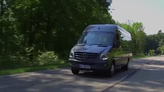 Mercedes-Benz Sprinter Transfer 2015