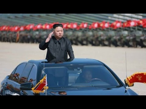 N. Korea holds large-scale artillery drill