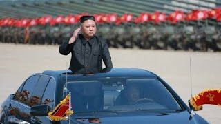 N  Korea holds large scale artillery drill