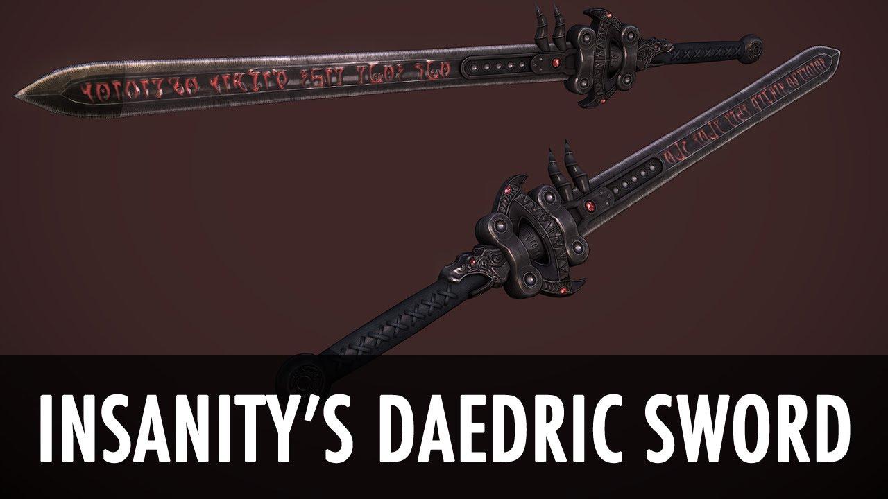 Fantasy Glass Swords