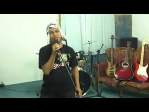 SEARCH - TEGUH (Live cover by Zaki)