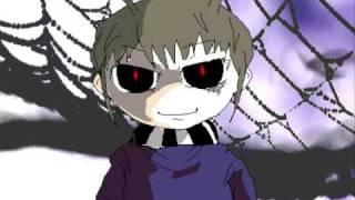 """蜘蛛女と、蝶男の愛のつまった弱肉強食物語(?)。 kurahashi yoeko """"I..."""
