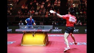 Xu Xin vs Lin Gaoyuan - Highlights 2018 China Super League