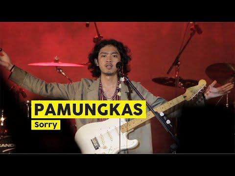 Pamungkas - Sorry (Live At MANIFEST 2019)