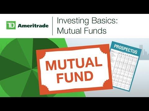 Investing Basics: Mutual Funds
