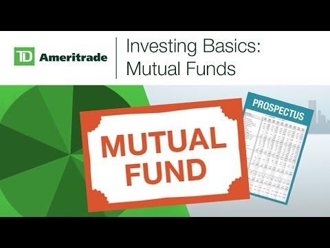 Investing Basics: Mutual Funds