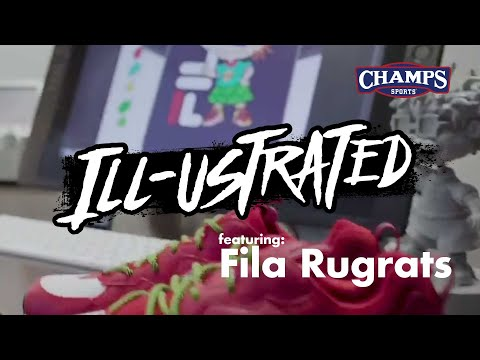 Champs Sports Launches Exclusive FILA x Rugrats Collection