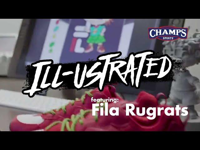 e80f2e0001c Champs Sports Launches Exclusive FILA x Rugrats Collection – Sound Books