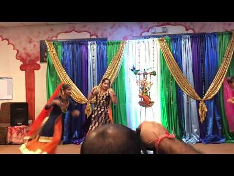 झूला झूलो री राधे रानी | Jhoola Jhulo Ri Radhe Rani -Kids dance  performance