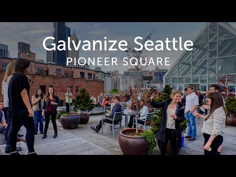 Level Up at Galvanize's Seattle – Pioneer Square Campus