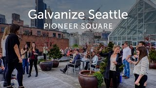 Level Up at Galvanize