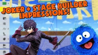 Jokerin' n' Buildin' | Smash Ultimate DLC Impressions