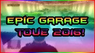 INSANE GTA 5 GARAGE TOUR!!! $999,999,999!