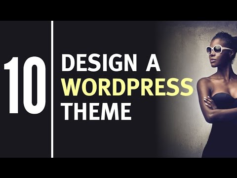 How to make a 1 page WordPress Site in Headway Themes - Episode 10 ( 2014 | PSD to WordPress)
